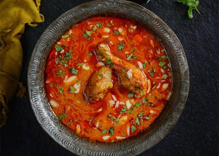 Relish Mughlai cuisine