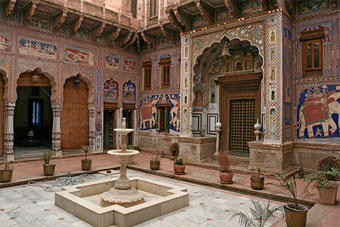 Shekhawati in splendors of Rajasthan