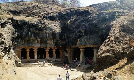 Mumbai Elephanta Caves
