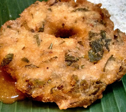 Chennai local Dish