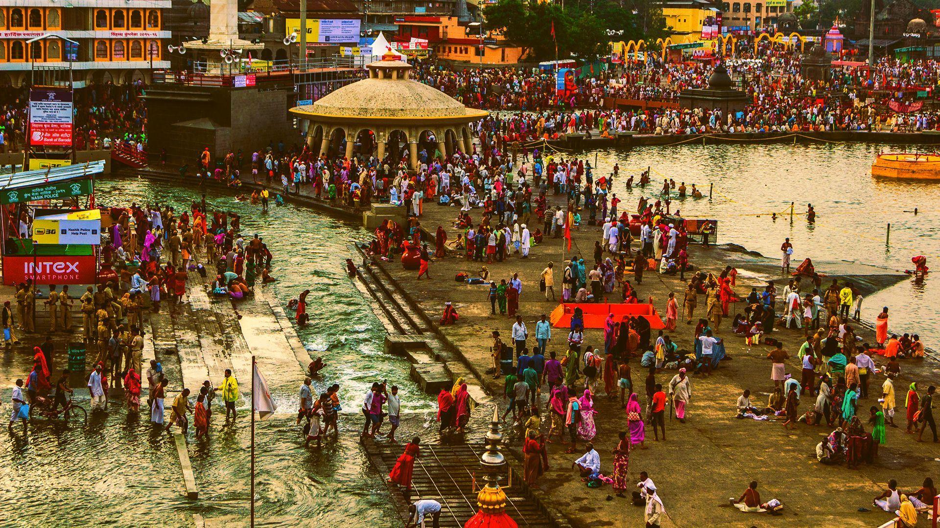 Allahabad Kumb Mela 2019