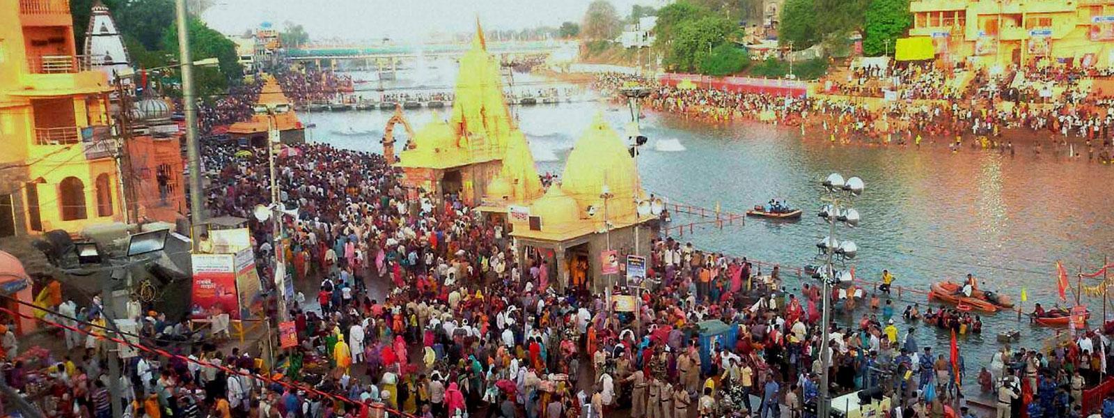 Allahabad Kumbh Mela 2019