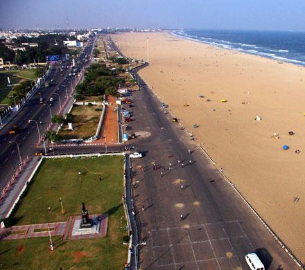 Chennai Marina Beach