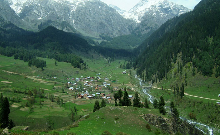 Pahalgam - the valley of shepherds