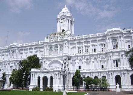 Chennai Rippon Building