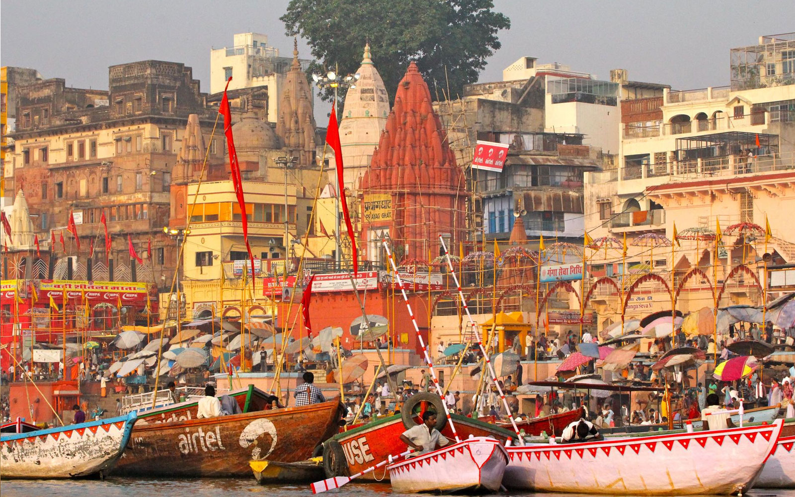 Visit Varanasi during Allahabad Kumbh Mela 2019
