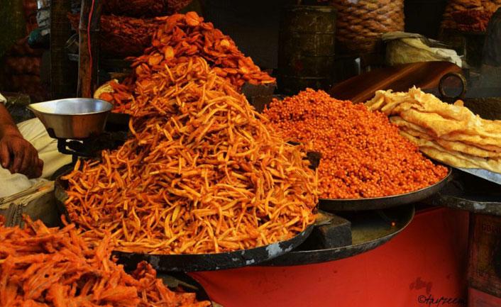 cuisines in shrinagar
