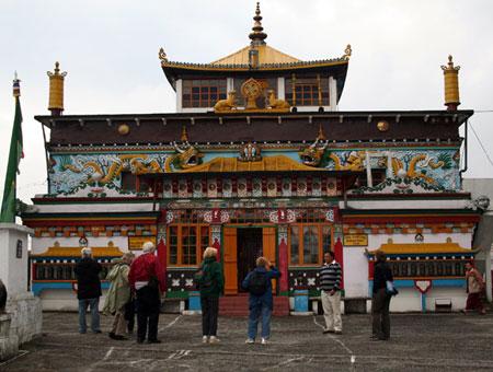 Ghoom Gompa in Darjeeling