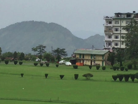 Annandale – Ideal enjoy golf in Shimla