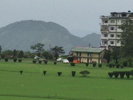 Annandale – Ideal enjoy golf in Shimla