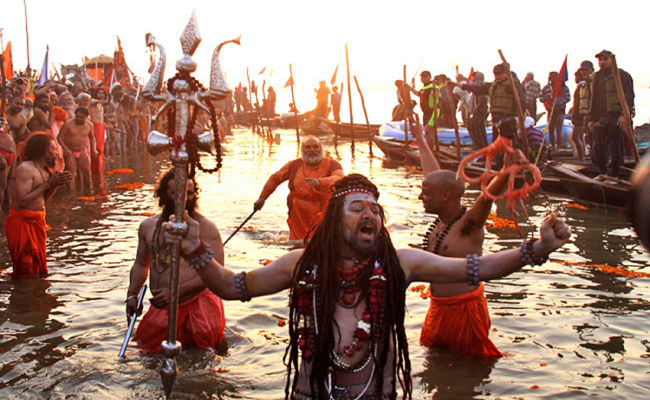 Origin and History Of Kumbh Mela