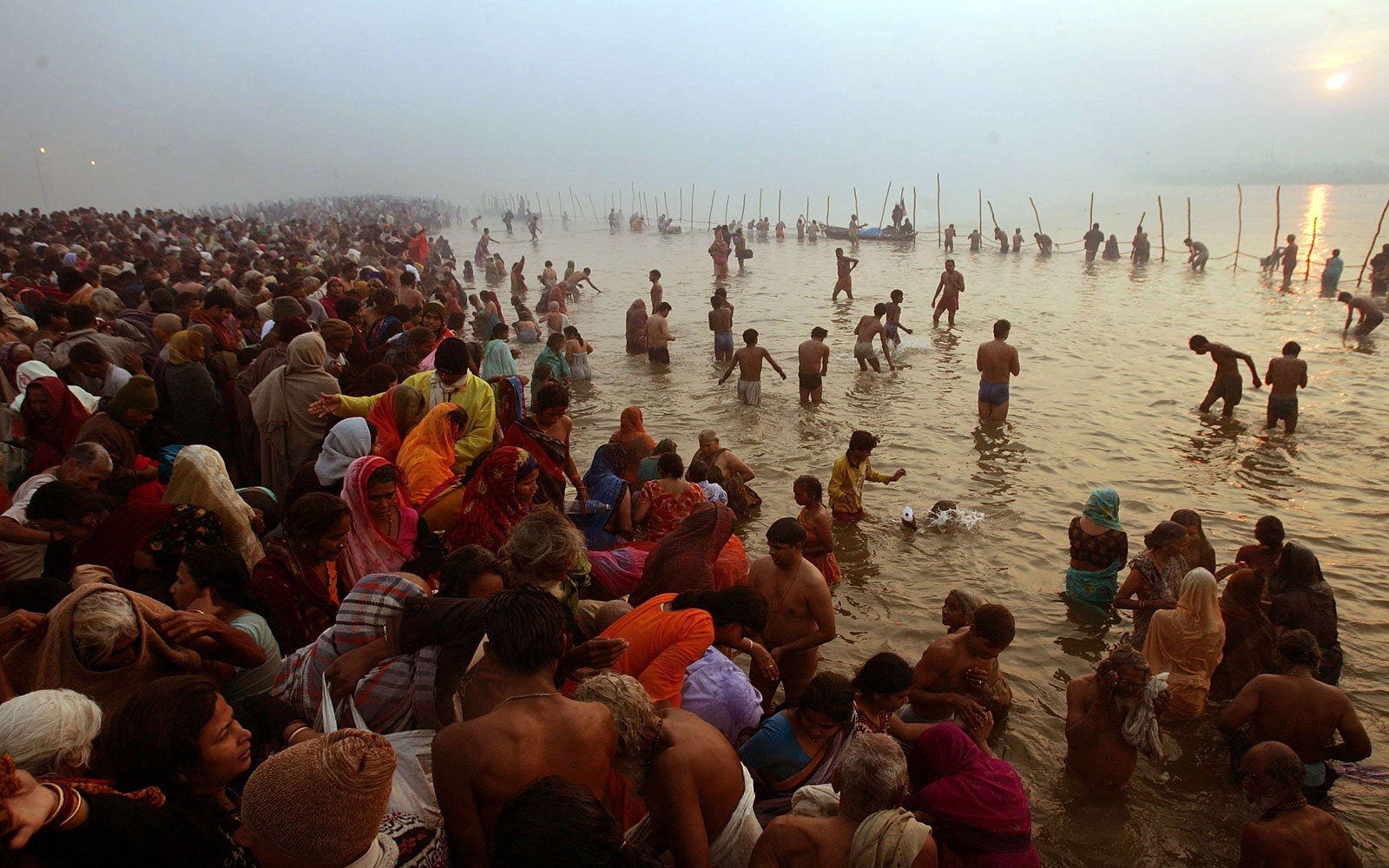 Kumbh Mela Bath Dates