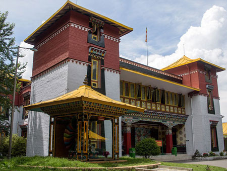 Namgyal Institute of Tibeto in Gangtoklogy