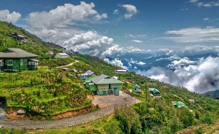 Trekking in Gangtok