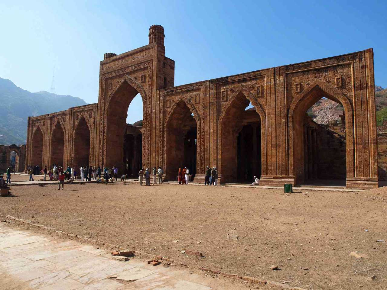 Taragarh fort Ajmer with most holiday destinations in india