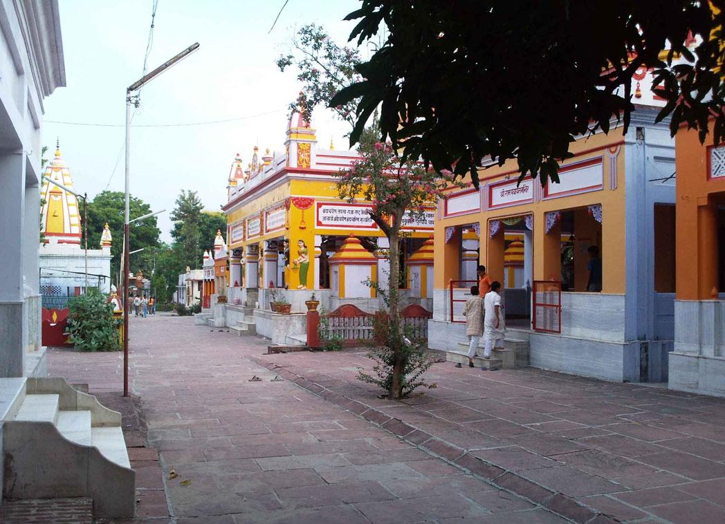 Bharat Mata Temple in Haridwar