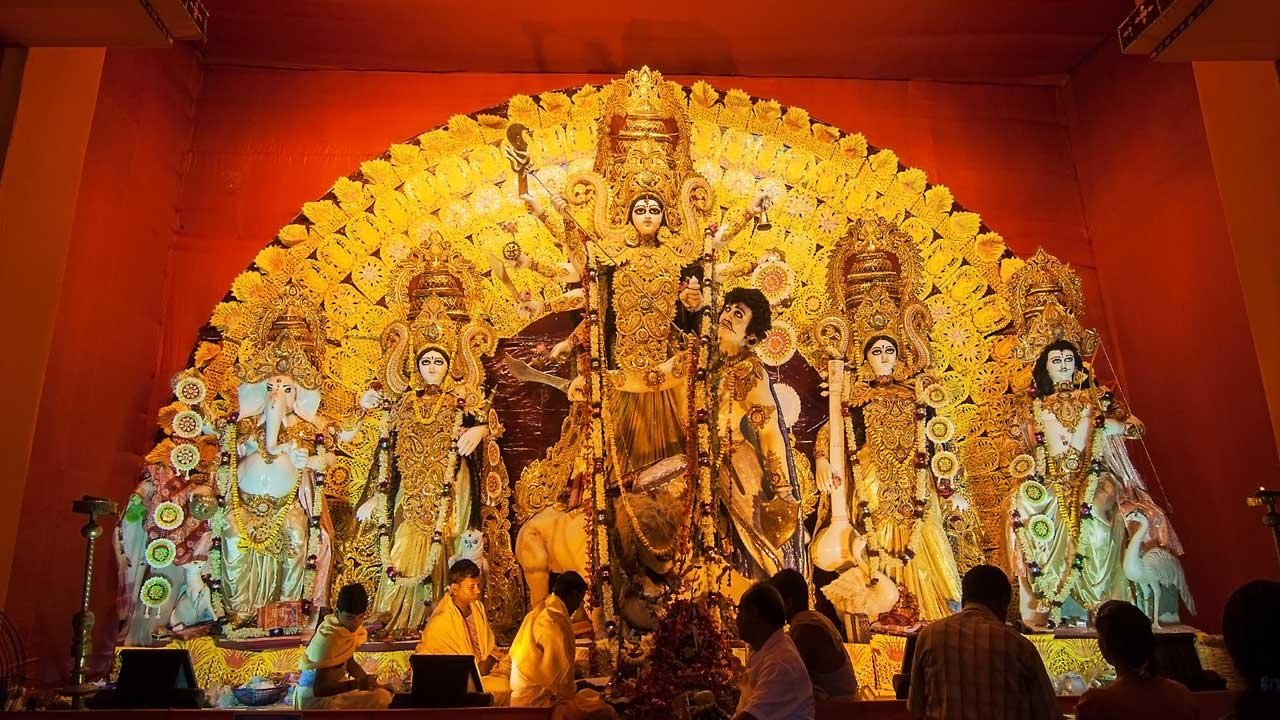 Durga Puja in West Bengal