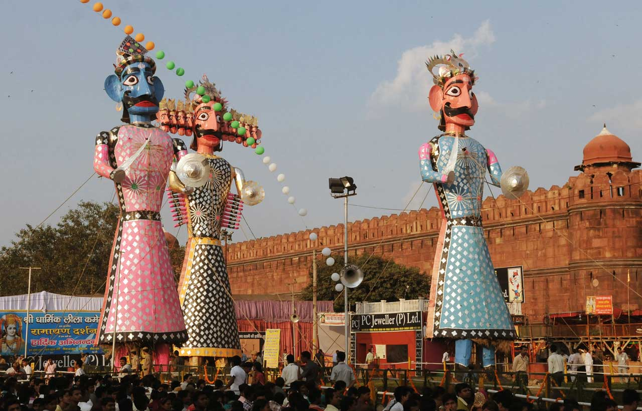 Dussehra Cultural Festival In India