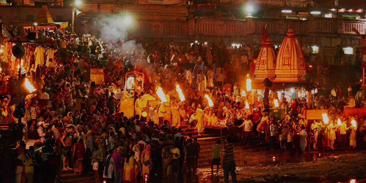 Haridwar - Spiritual Holiday destination In India
