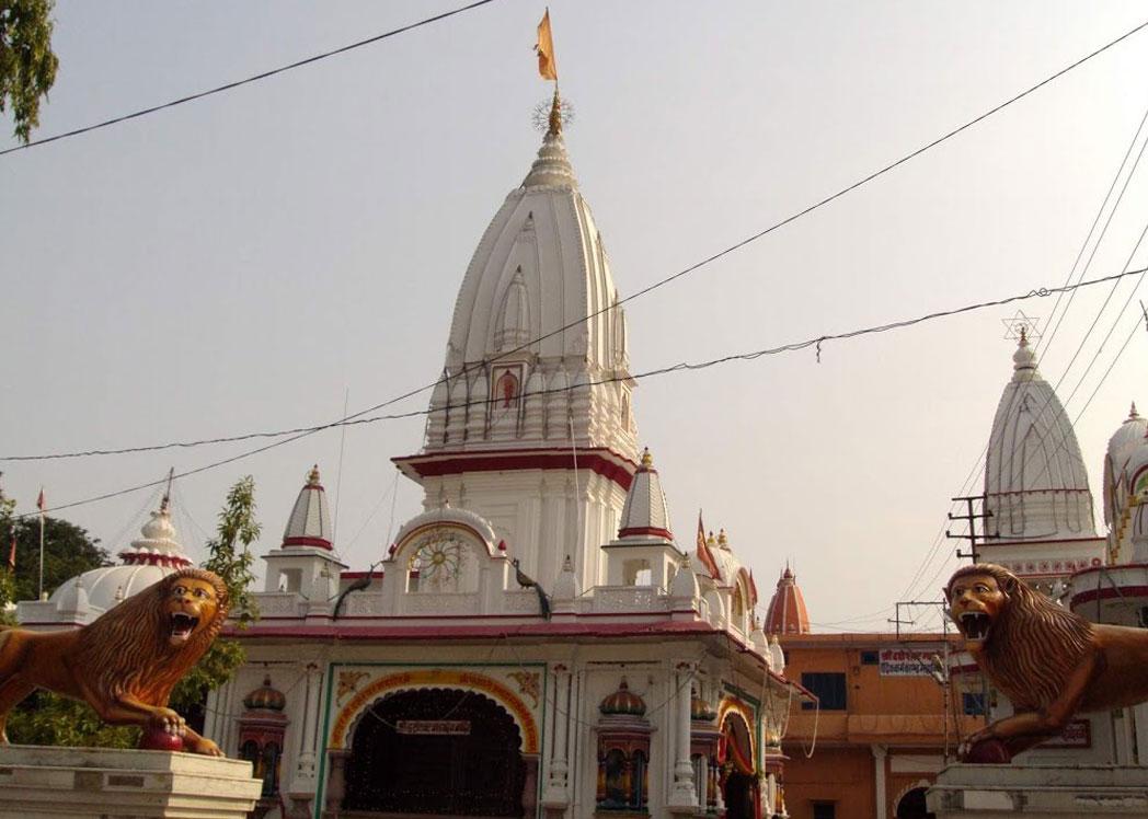 kankhal in haridwar