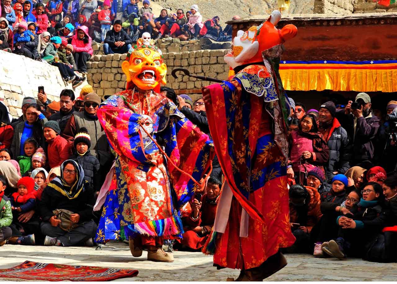 Losar Festival, Ladakh