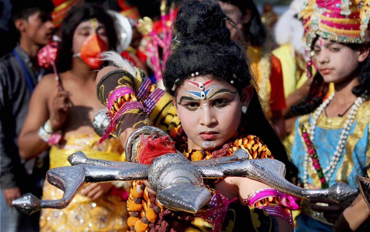 Maha Shivrathri