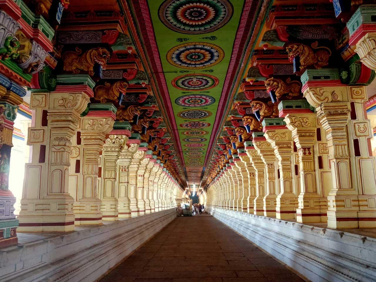 Rameswaram in Varanasi with most holiday destinations in india