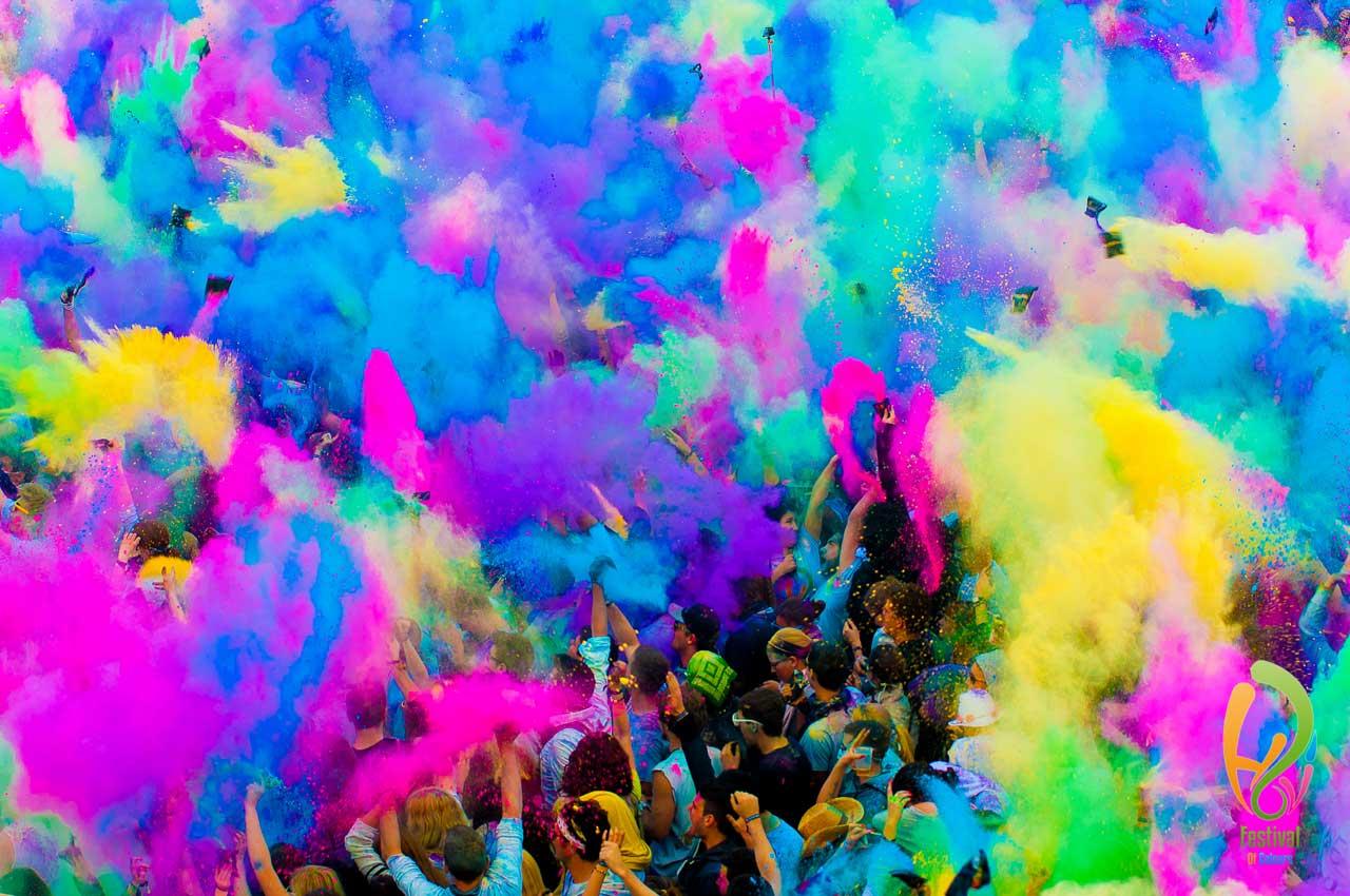 Holi Cultural Festivals in India