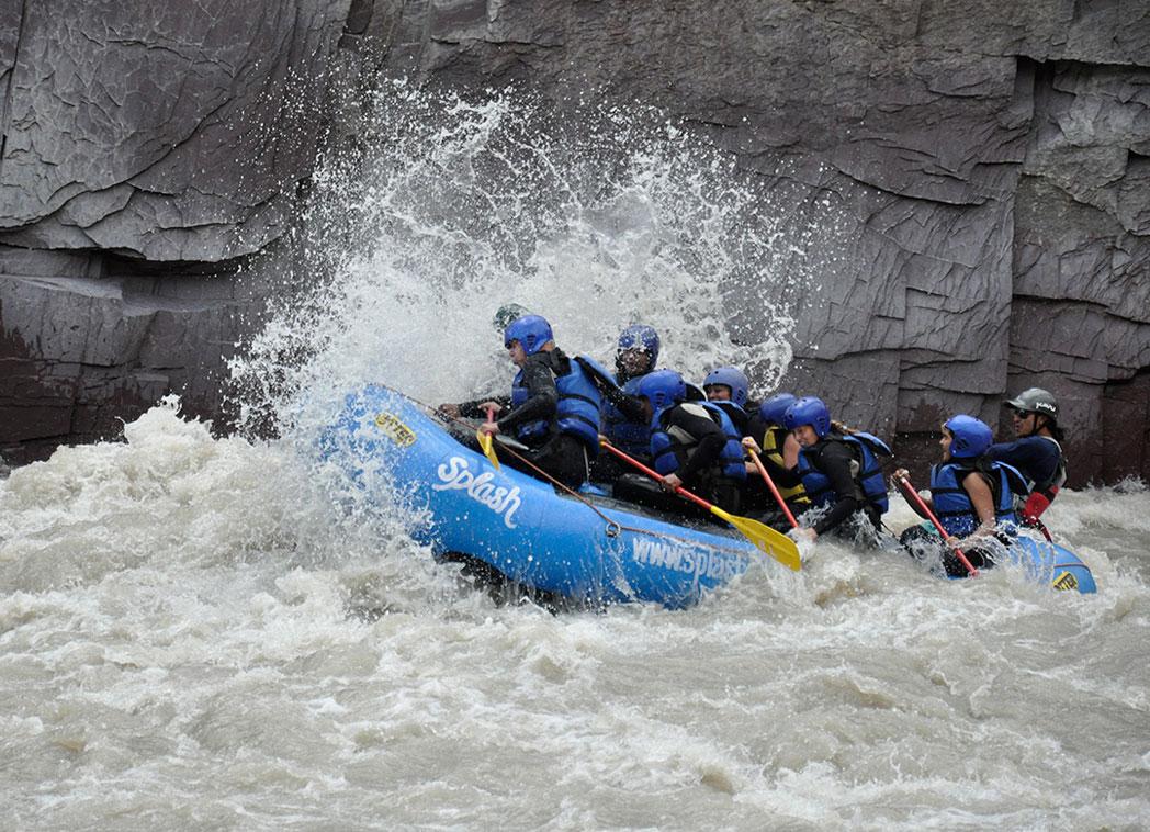 Indus River Rafting
