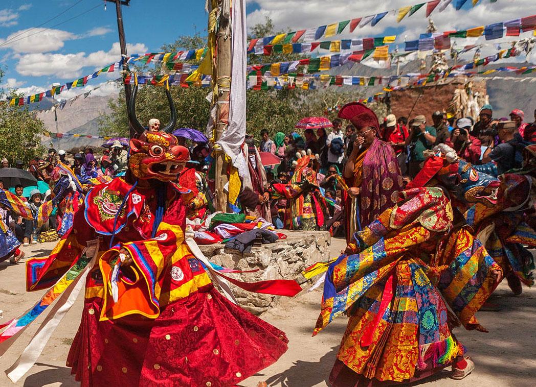 festivals in Ladakh