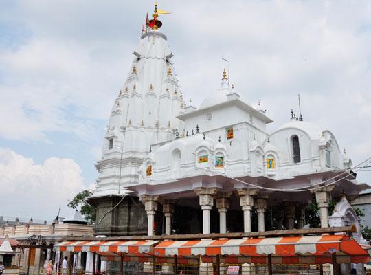 Jwala Devi Temple in mussoorie