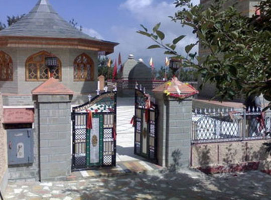 Nag Devta temple In mussoorie
