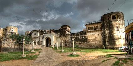 Mandawa-fort