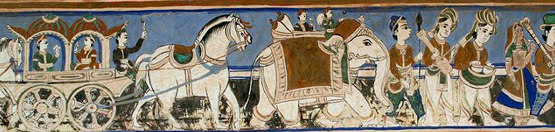 Paintings-in-Shekhawati
